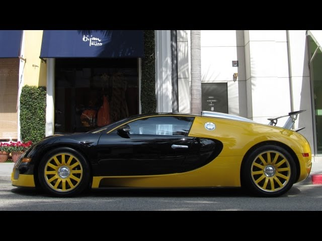 Bijan's Custom Bugatti Veyron 16.4
