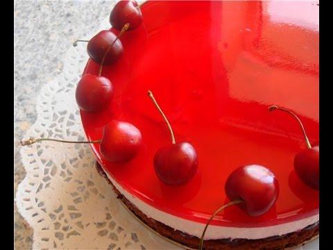 Как сделать крем из вишни