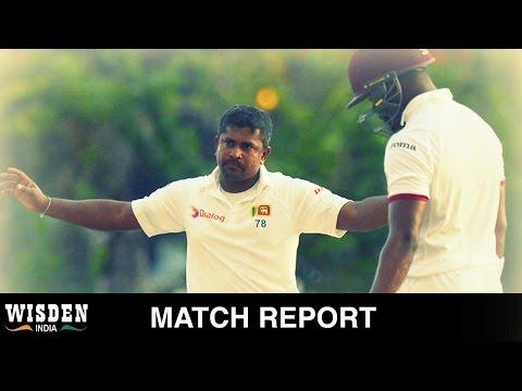 Rangana Herath spins Sri Lanka to innings-and-6-run victory | Wisden India