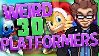 Weird 3D Platformers - Eruption (ft. FootofaFerret)