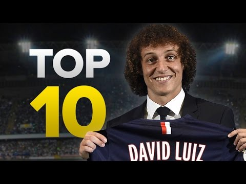 Top 10 Most Expensive Ligue 1 Signings