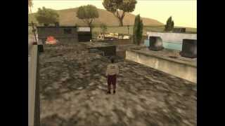 Gta San Andreas Gizemleri/Myths Part 1