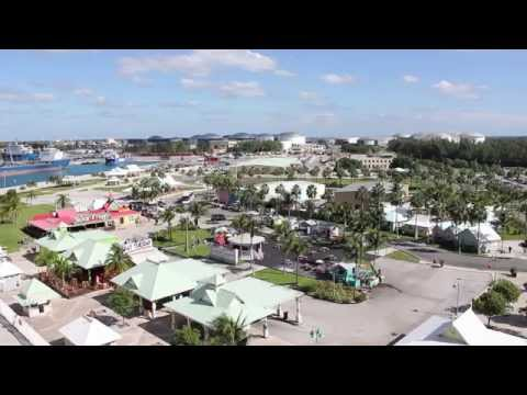 Freeport, Bahamas : A Tour of the Port from the Carnival Sunshine
