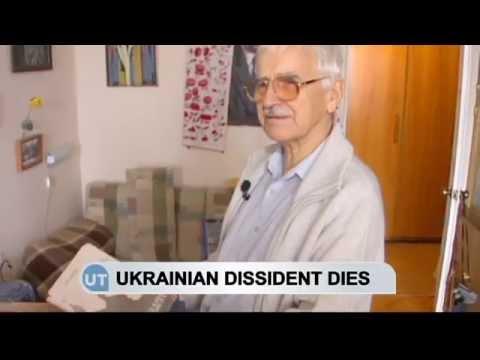 Ukrainian Former Soviet Dissident Dies: Yevhen Sverstyuk spearheaded Ukraine's 1991 referendum