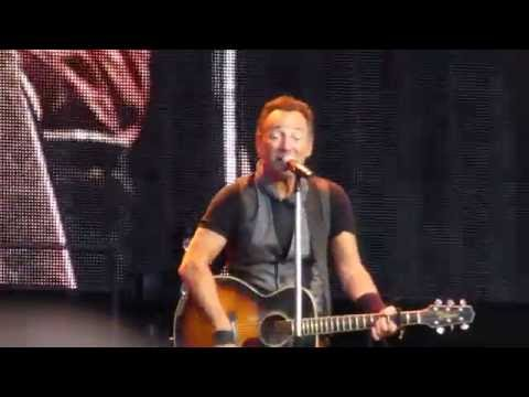 Bruce Springsteen - Waiting On A Sunny Day