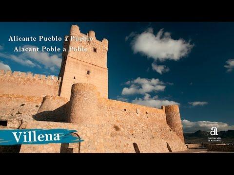 VILLENA. Alicante pueblo a pueblo