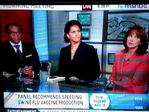 Dr. Nancy Says Get Your Damn Vaccine!