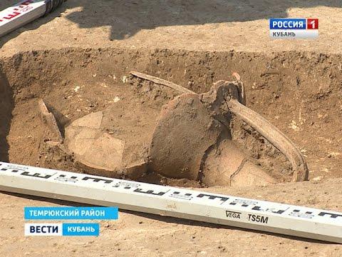 Что обнаружили археологи на месте будущего Керченского моста