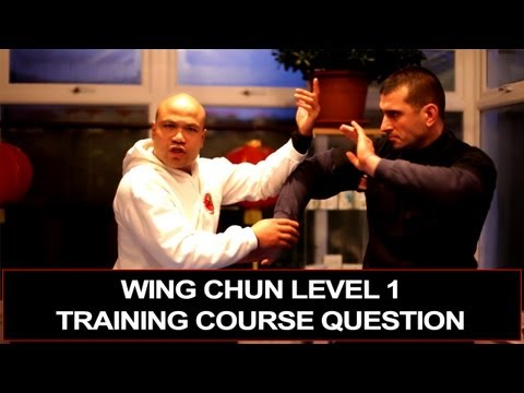 Wing Chun level 1 Course - energy drills, module 2 Image 1
