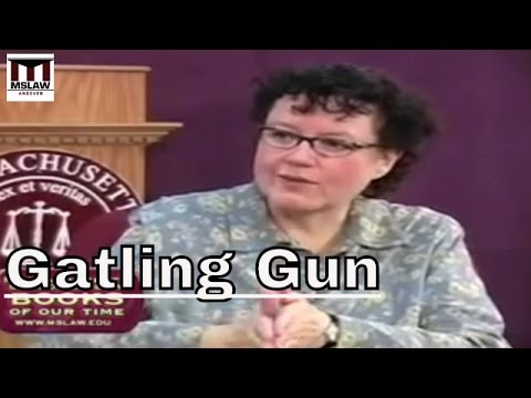Mr. Gatling's Terrible Marvel: The Gun That Changed Everything...