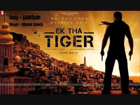 Salman Khans Ek Tha Tiger Song Jaaniyan.mp4 video