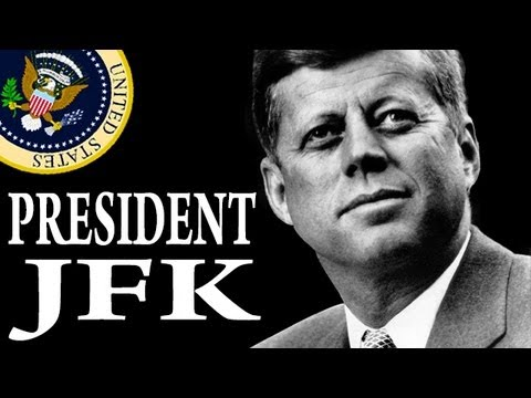 John F. Kennedy, President of the United States (1961-1963) - Full Length Documentary With Footages