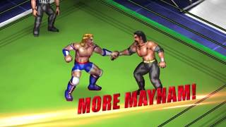 Fire Pro Wrestling World - GDC 2018 Trailer