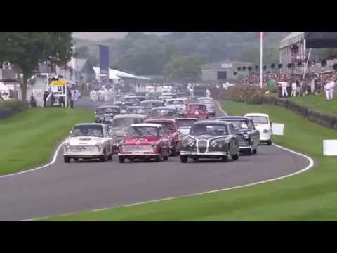 Goodwood Revival 2014 Race Highlights | St Mary's Trophy part 1