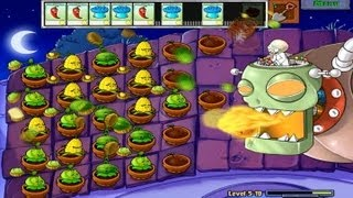 Plants vs. Zombies Last Level, Final Boss Fight and Ending PC