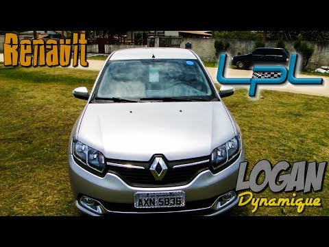 Novo Renault Logan 2014 Dynamique