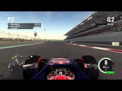 F1 2015 Sport League Gp Abu Dhabi Qualifica