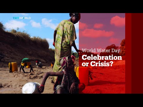 TRT World - World in Focus: World Water Day: Celebration or Crisis?