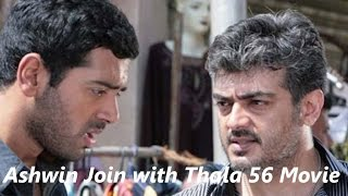 After Mankatha Ashwin Work With Ajith Movie