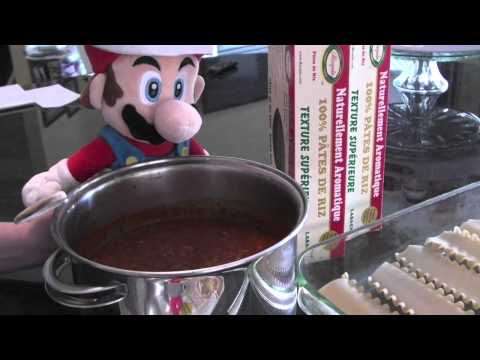 SM134 Short: Cooking With Chef Mario!