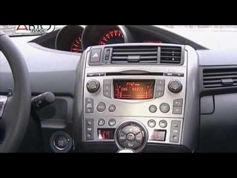 Эргономика - Toyota Verso