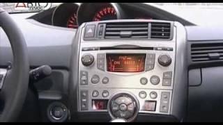 Эргономика - Toyota Verso (Наши Тесты)