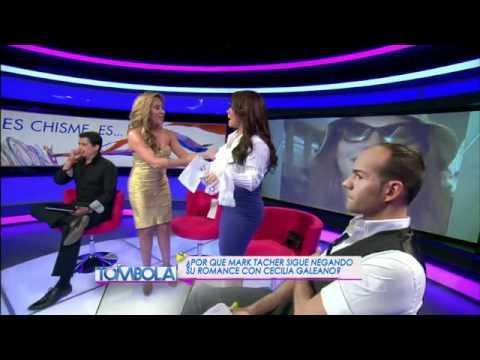 Tanya Charry vs Carolina pelean en Vivo en el programa Tómbola