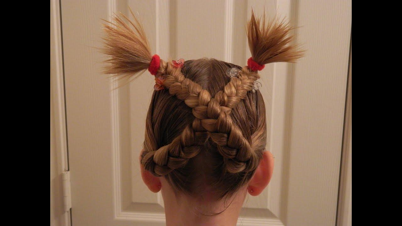 Movie Character Braid Cindy LouThe Grinch Bonita Hair