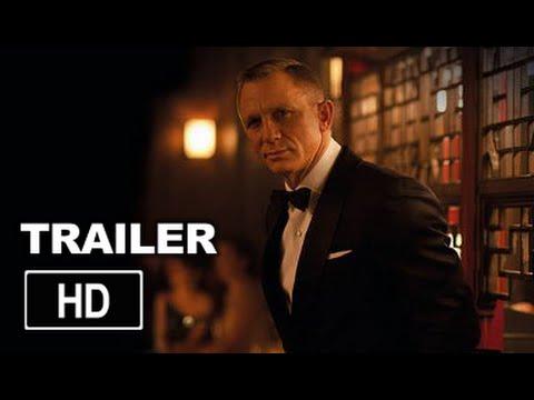 James Bond spectre Trailer 2015 video