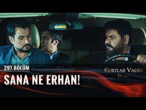 Polat Alemdar Erhan'ı tersliyor!