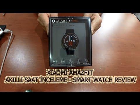 Xiaomi Amazfit akıllı saat inceleme - Smartwatch Review