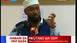 Governor Joho re-organises Coastal political leadership as DP Ruto lures more MPs   KTN News Centre