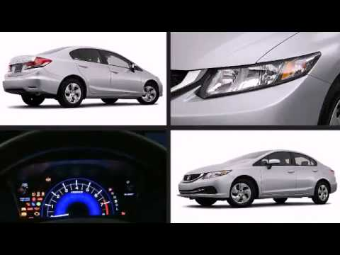 2014 Honda Civic Video
