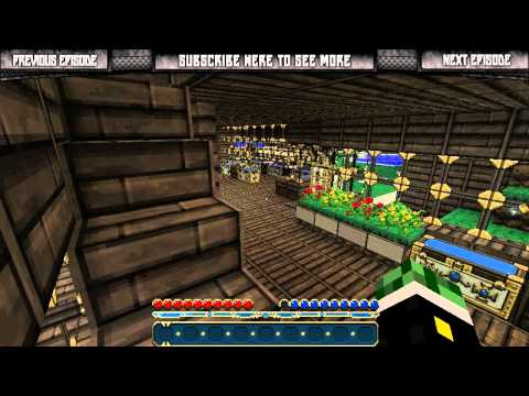 The Minecraft Project - Minecraft Teleporter Machines Updated | Episode 270