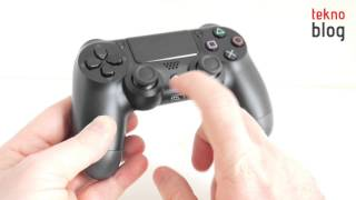 Sony PlayStation 4 İncelemesi (DualShock 4)