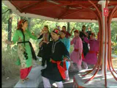 Kala Kurta Laal Salwar By Sher Singh Himachali Song video