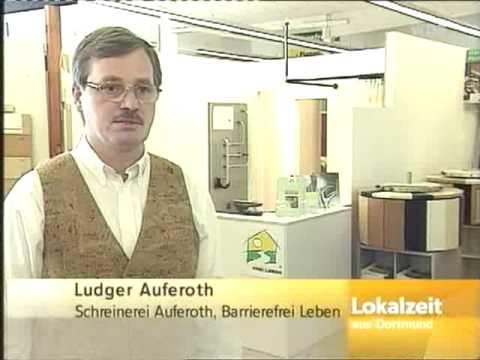 Wohnen Im Alter - Barrierefrei Leben / WDR Lokalzeit Dortmund