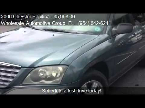 2006 Chrysler Pacifica Touring 4dr Wagon for sale in Plantat
