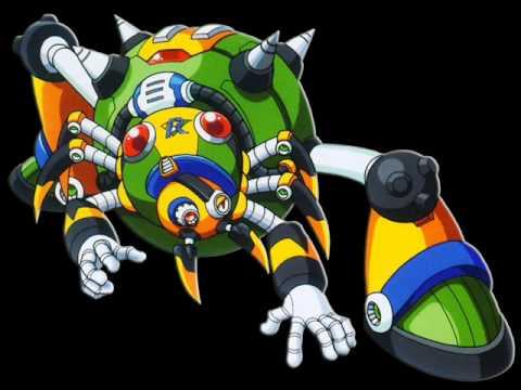 Web Spider Megaman Megaman x4 Web Spider Theme