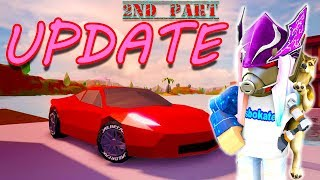 ROBLOX Jailbreak Mad City and Other Game ( May 18th ) Live Stream HD 2nd part
