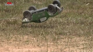 TeknoRC Short course truck bashing at Tampines Track SGCrawlers RC Offroad Adventures