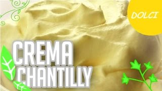 Come fare la Crema Chantilly (Sweet Cream) #14.
