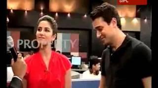'Mere Brother Ki Dulhan' crew LIVE on STAR News