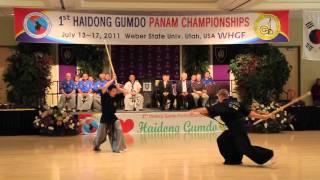 Pan American Haidong Gumdo Championships 2011