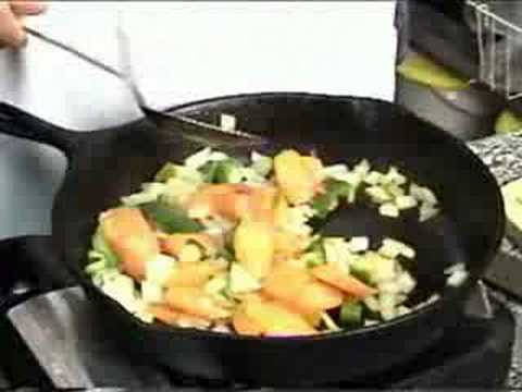 Wellness Forum Foods - How to Saute Veggies Without Oil