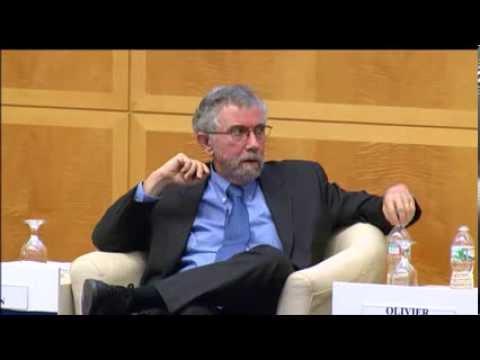 Paul Krugman: Currency Regimes, Capital Flows, and Crises