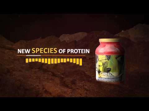CARNIZYNE 100 proteina de carne Beff Protein