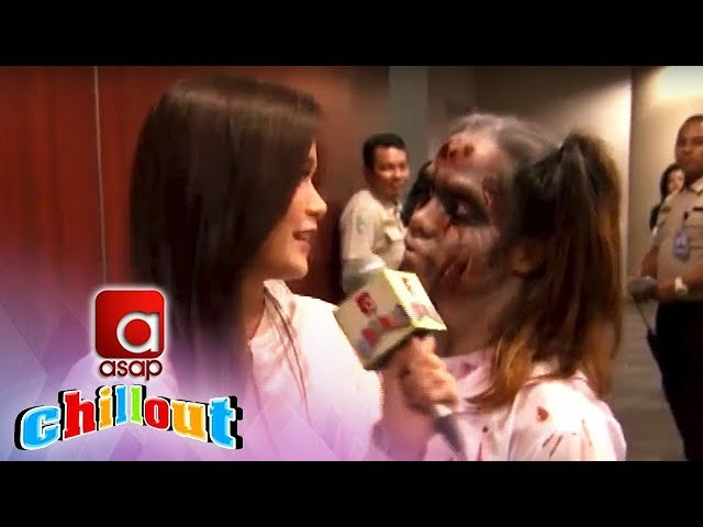 ASAP Chillout scares Maris Racal!