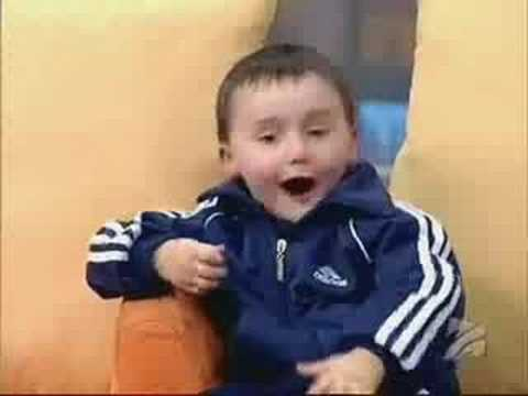GEORGIAN comedian little boy in 'night show' პატარა ვანო