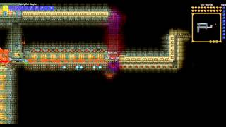 Terraria: Dungeon Auto-Grinder (6000 etco/hr + a MASSIVE 55 platinum/hr + key molds)